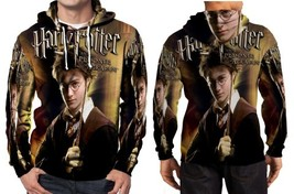 Harry Potter Photo Hoodie Fullprint Mens - $43.99+