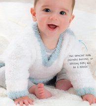 Fuzzy Baby Jumper Pattern, Digital PDF Download - $2.00