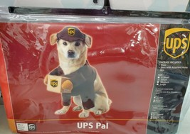 California Costumes Collection UPS Pal Dog Costume Small - £13.26 GBP