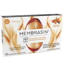 Membrasin 60 capsules | Dry mucous Mebranes For Eye, Mouth & Abdomen - $104.00