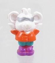1994 Vintage Polly Pocket Dolls Elephant House- Madison Mouse Bluebird Toys - $7.50