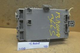 13-14 Honda Accord Fuse Box Junction OEM T2FA000 Module 417-14d10 - $41.99