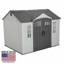 Lifetime 10x8 Outdoor Storage Shed Kit w/ Vertical Siding [60243] - $1,489.08