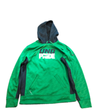 "NWT New North Dakota Bison ""UND Pride"" Nike Therma KO Medium Hooded Swea... - $49.45"