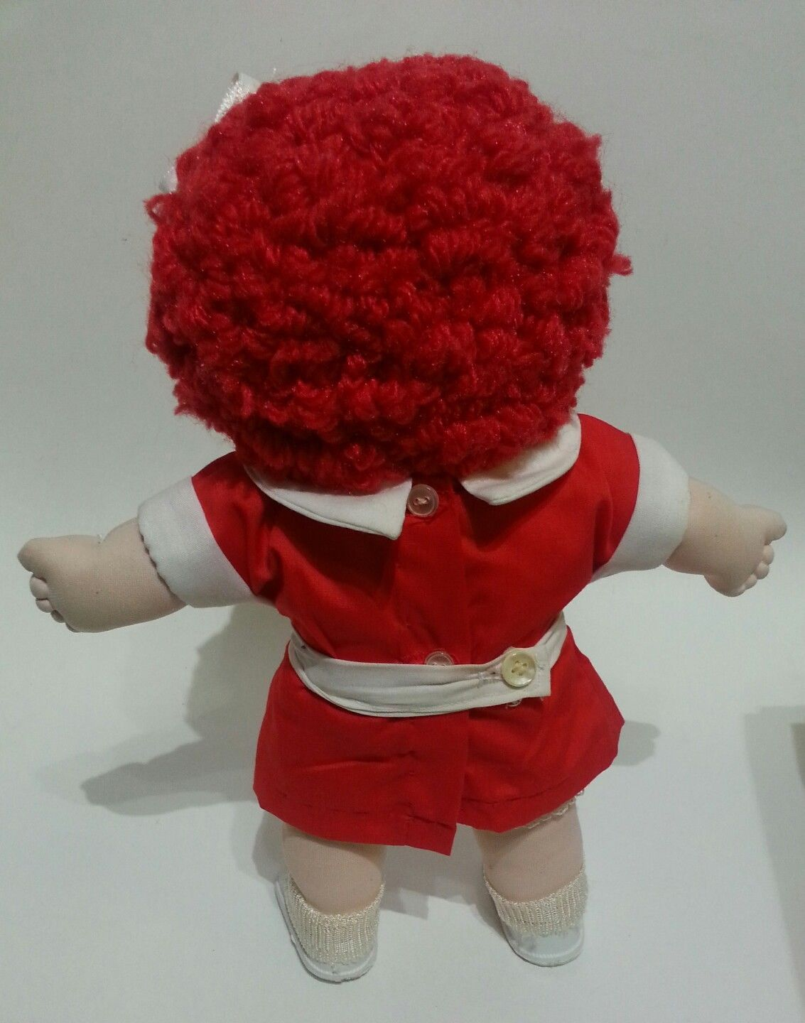 Hand Made Annie Doll Signed