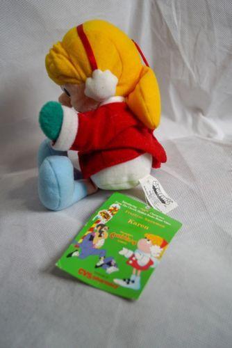 "Karen Frosty The Snowman CVS 1999 7""Frosty Winter Wonderland Beanie"