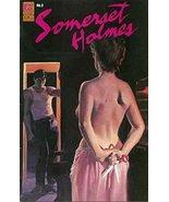 Somerset Holmes #2 [Comic] [Jan 01, 1983] - $2.99