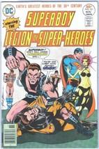 Superboy Comic Book #221 DC Comics 1976 VERY GOOD+ - $4.75