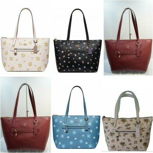 Primary image for Coach 38312 Taylor Leather Tote NWT