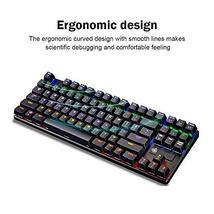 STOGA Mechanical Gaming Keyboard, Anti Ghosting USB Wired Gaming Keyboard with 8 image 2