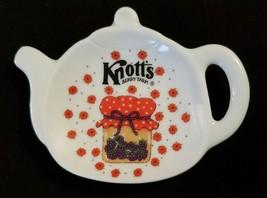 Knott's Berry Farm Ceramic Teapot Shaped Souvenir Collectible California - $8.15