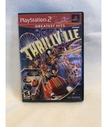 Thrillville - Playstation 2 PS2 Game - Complete & Tested - $7.52