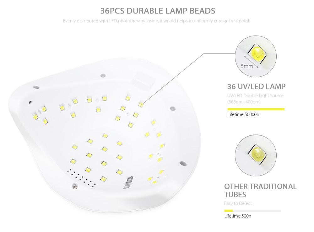 Sun 48/54W LED Nail Dryer