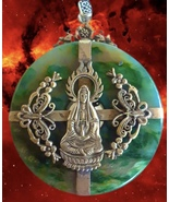 QUAN YIN ETERNAL WEALTH LOVE BEAUTY  PROTECTION POWER MAGICKAL SPIRIT TALISMAN - $360.01