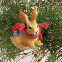 Conversation Concepts Rabbit Brown Original Ornament - $11.95