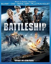Battleship [Blu-ray/DVD] (2012)