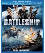 Battleship [Blu-ray/DVD] (2012) - $4.95