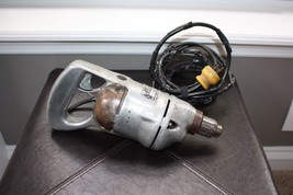 "1940's Vintage Black and Decker 1/4"" Drill 2000 RPM  Heavy Duty - $39.99"