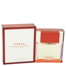 Chic by Carolina Herrera 1.7 oz 50 ml EDP Spray Perfume for Women New in Box - $54.67
