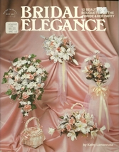 Bridal Elegance Hot Off The Press Bouquet Book No. 133 Kathy Lamancusa - $6.99