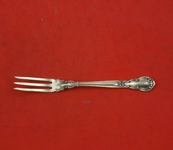 "Chantilly by Gorham Sterling Silver Strawberry Fork Short Tine 4 1/4"" Heirloom - $68.31"