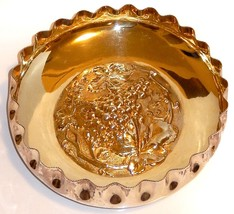 Victorian Sheffield Silver Bowl Walker Hall Eng... - $115.00