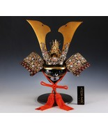 Largest Size Samurai Helmet -Great Shogun Kabuto- with a Mask - $471.32