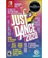 Just Dance 2020 (Nintendo Switch) Video Game, Everyone 10+, Ubisoft *Ple... - $31.97