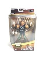 """WWE Mattel Elite Legends Series 8 EDDIE GUERRERO 6"""" Figure Target Exclusive 2020 - $29.69"""