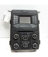 13 14 Ford F-150 AM FM XM heater AC control panel OEM EL3T-18A802-BA3JA6 - $79.19