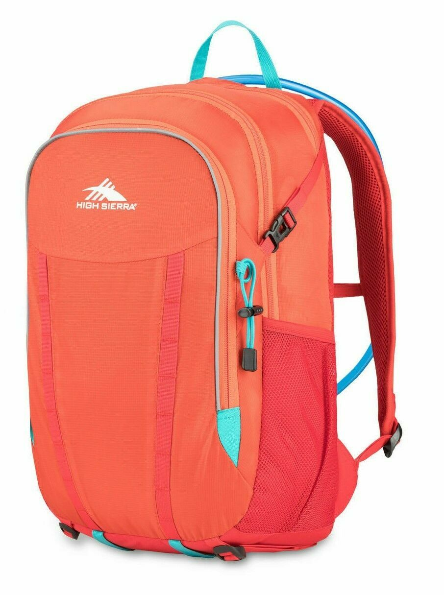 Primary image for High Sierra HydraHike 24L Hydration Pack Redline/Crimson/Turqoise