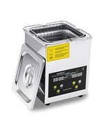 Ultrasonic Cleaner 2L for Jewelry Electronic Repair Workshops - $74.29