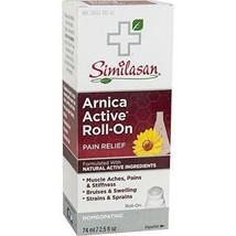 Similasan Arnica Active Roll On, 2.5 Ounce - $6.42