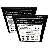 Samsung Galaxy Mega SPH-L600 Sprint 2x Battery Replacement Spare Backup ... - $18.54