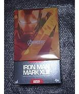 Hot Toys Movie Masterpiece Avengers AGE OF ULTRON Iron Man Mark 43 XLIII - $417.78