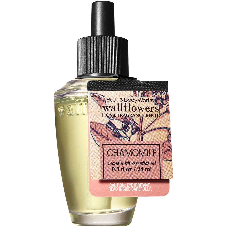 3 Bath & Body Works Chamomile Wallflower Home Fragrance Refill Bulb