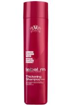 label.m Thickening Shampoo, 300ml/10.14oz