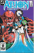 Arion Lord Of Atlantis Comic Book #19 Dc Comics 1984 Near Mint New Unread - $3.50
