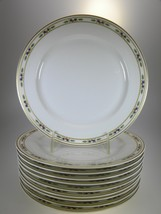 Syracuse China Orleans Lunch Plates Set of 10 - $42.97