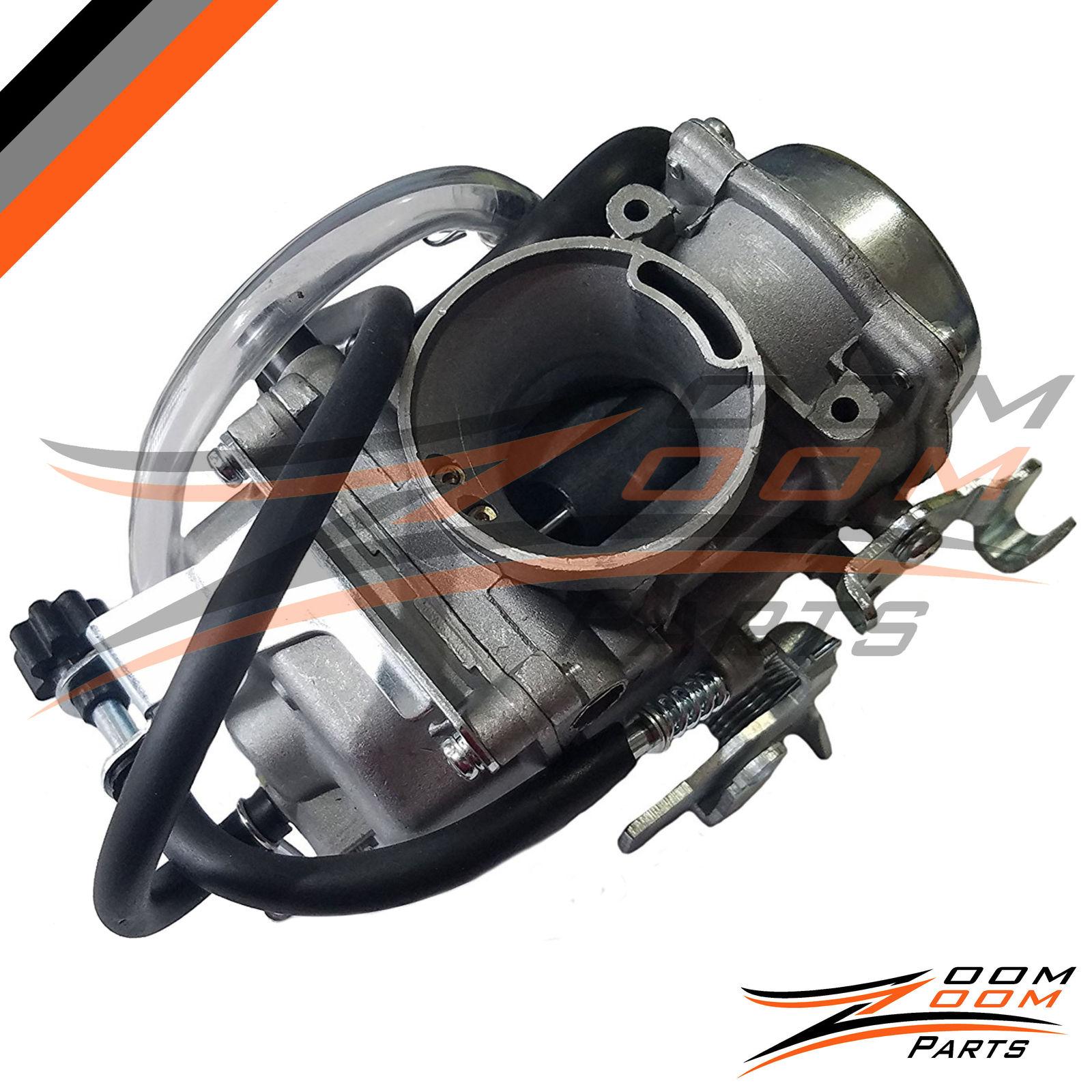 ZOOM ZOOM Carburetor For 1998 - 2003 Kawasaki Mojave 250 2004 kfx250 kfx 250 ATV - $142.99