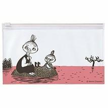 *Gakken Suteifuru Moomin slider pen case pink H06869 - $10.54