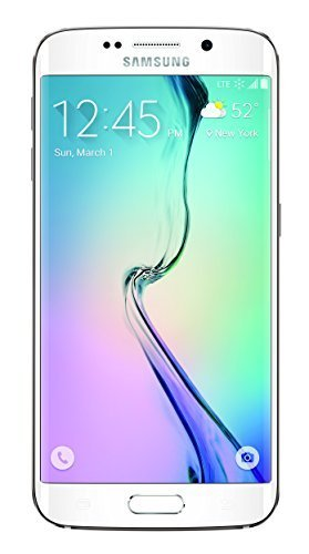Samsung Galaxy S6 Edge, White Pearl 32GB (Sprint)