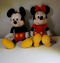 Adorable Minnie & Mickey Plush Set - Kohl's Cares - $10.40