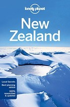 Lonely Planet New Zealand Travel Guide - $13.37