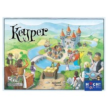 Keyper Board Game Strategy Interactive MultiPlayer Game Salute - $68.99