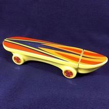 Vintage 1978 Avon Hang Ten Skateboard Decanter Bubble Bath Children - New w/ Box - $13.98
