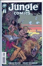 Jungle Comics (2019 Antarctic Press) #1 Nm - $3.55