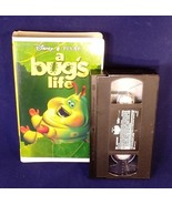 """Disney Pixar  """"A BUGS LIFE"""" (VHS, 1999 - Clamshell Case)  EXCELLENT COND... - $6.99"""