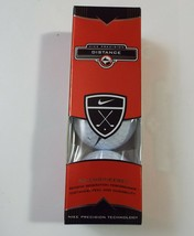 Nike Precision Distance Brand New Golf Balls 3 ball Sleeve Vintage - $13.98