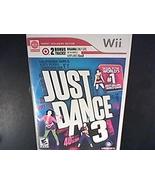 Just Dance 3 Exclusive Edition (Includes 2 Bonus Tracks) - $17.49